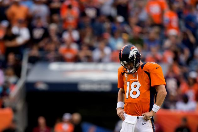 Drawing Up a Game Plan for Oakland Raiders to Shut Down Peyton Manning, Broncos