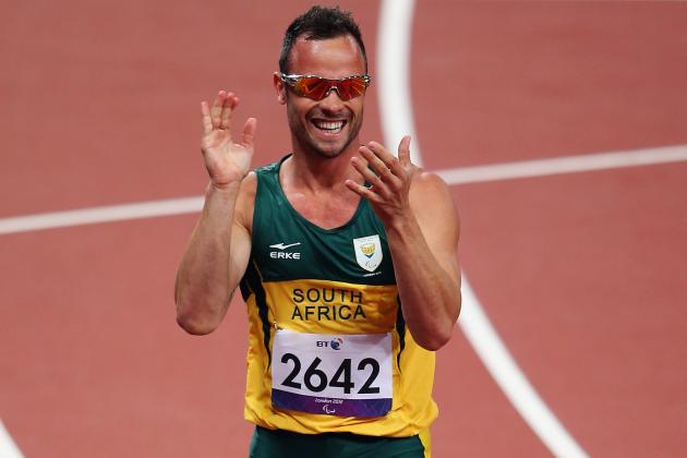 Blade Runner Oscar Pistorius to Play in Dunhill Links Pro-Am Competition