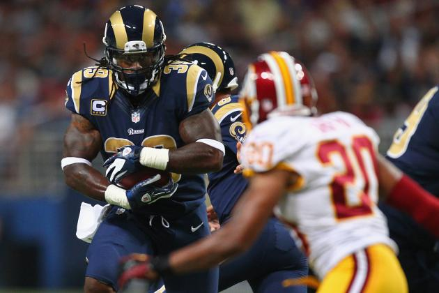 Steven Jackson: Injury Concerns Make St. Louis Rams RB a Poor Fantasy Play