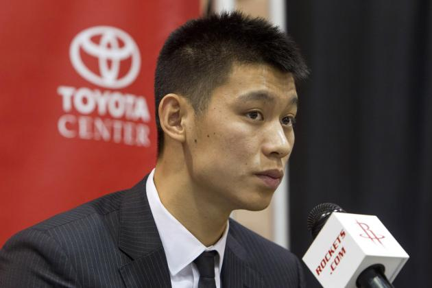 Why Jeremy Lin Will Shock the World with the Houston Rockets