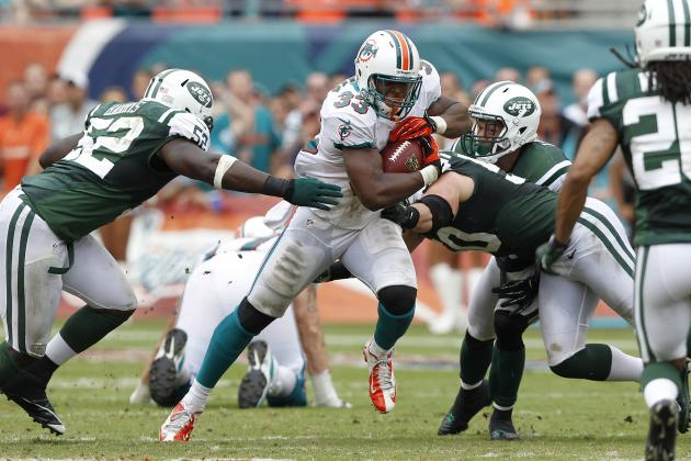 Daniel Thomas: Miami Dolphins Running Back's Week 3 Performance Was a Fluke