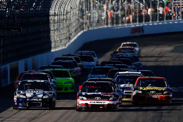 AAA 400 2012: Start Time, Lineup, TV Schedule and More