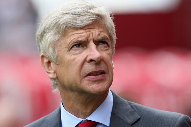 Wenger: There Are No Defensive Midfielders
