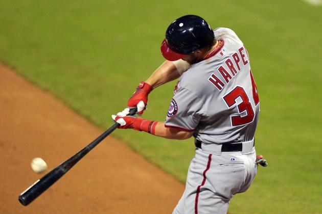 Bryce Harper Is Back in the NL Rookie of the Year Discussion