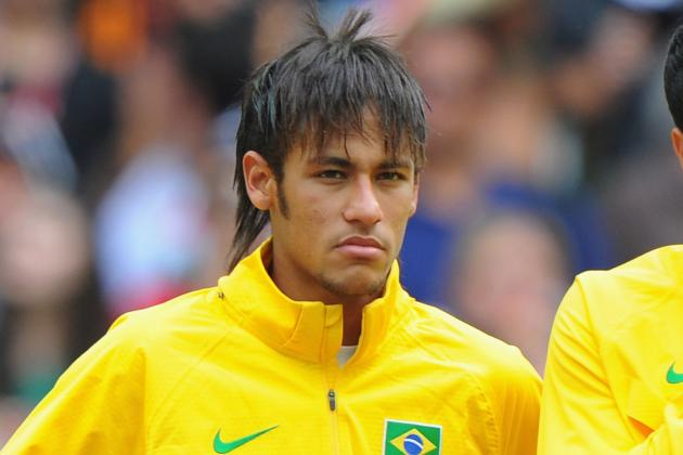 Bishops 'Severely Outraged by Neymar Representation of Jesus Christ