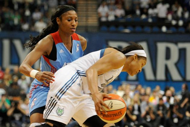 WNBA Playoffs: Angel McCoughtry, Atlanta Dream Set to Take on Indiana Fever