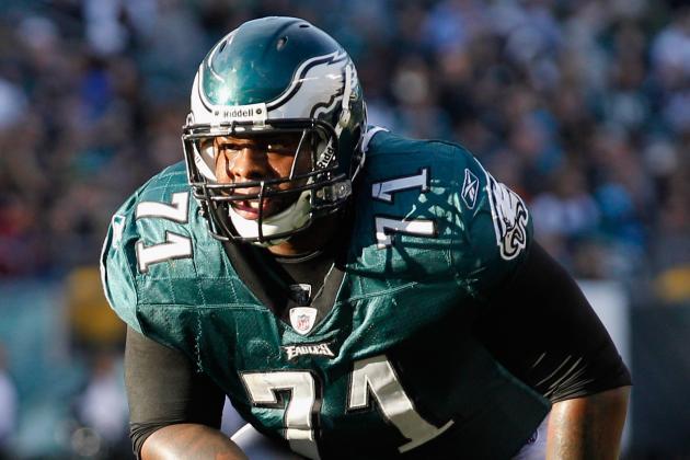 Will the 2012 Philadelphia Eagles Ever Recover from the Loss of Jason Peters?