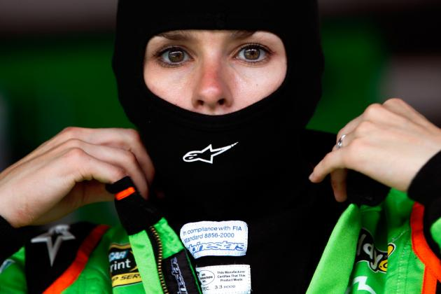 Danica Patrick's Mental Approach to NASCAR Struggles: Just Fake It