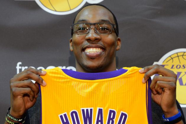 Why Steve Nash Will Improve Dwight Howard's Offensive Efficiency