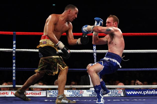 James DeGale to Defend European Title on Oct. 13 Against Hadillah Mohoumadi