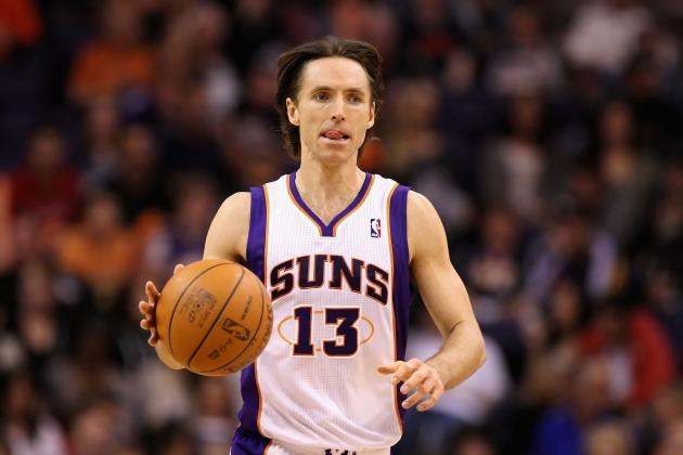 Examining the Perils and Positives of Steve Nash's Passing off the Dribble