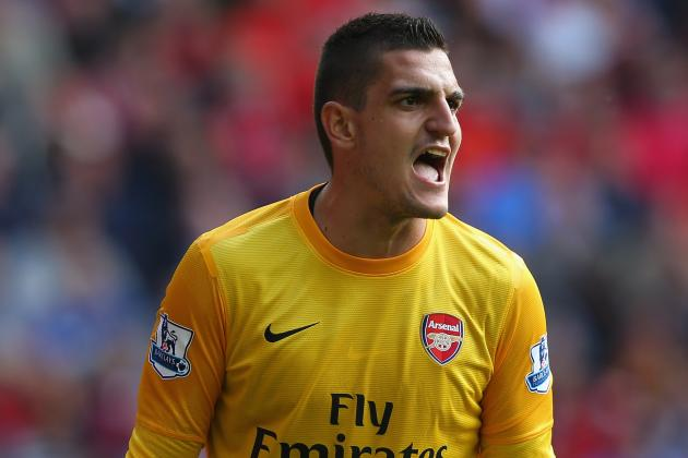 Wenger Admits He Nearly Sold Mannone in the Summer