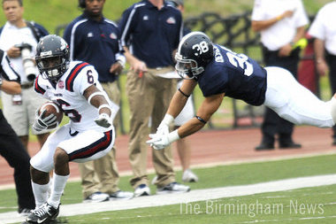 Samford Bulldogs at Georgia Southern Eagles: Southern Conference Game Prediction