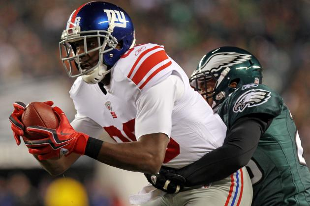 Philadelphia Eagles Catch a Huge Break with Hakeem Nicks Doubtful to Play Sunday