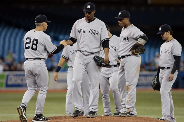 New York Yankees: Why Ivan Nova Has Pitched Himself out of Playoff Rotation