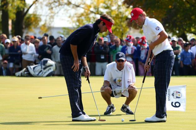 Ryder Cup 2012 Scores: Recapping All Eight of Friday's Matches