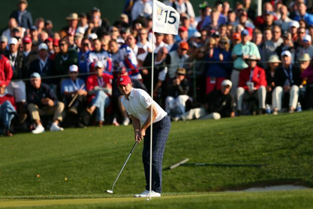 Ryder Cup 2012 Schedule: Golfers Who Will Be Difference Makers for the US
