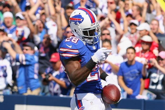 Fantasy Football Week 4: Top 50 Running Backs for the Rest of the Year