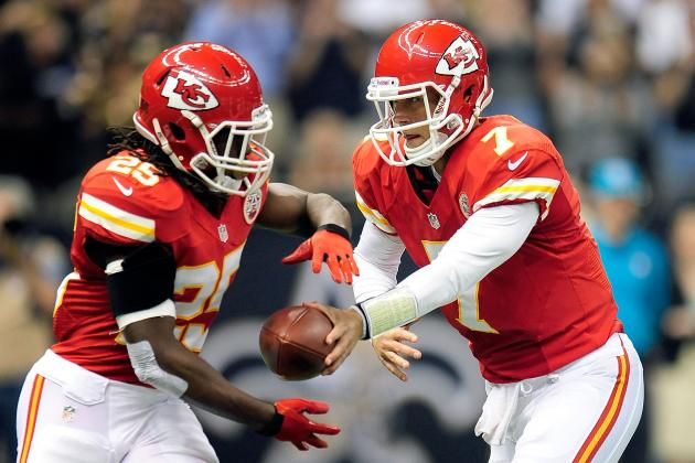 Chargers vs. Chiefs: Drawing Up a Game Plan for Kansas City