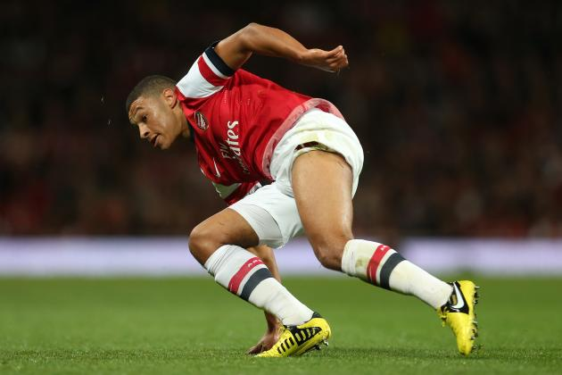 Alex Oxlade-Chamberlain Interview: I Was 2 Months from Football Scrapheap