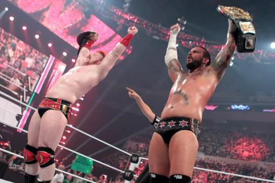 WWE Announces Sheamus vs. CM Punk at Debut of Main Event