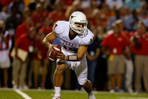 Texas Longhorns vs Oklahoma State Cowboys Odds: Betting Preview and Pick