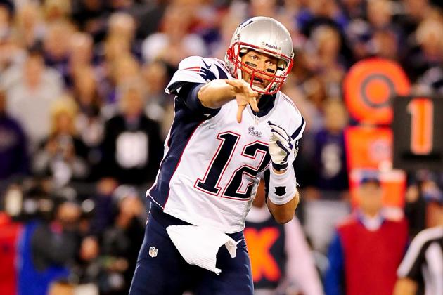 Fantasy Football 2012: Tom Brady Is a Good 'Buy Low' Candidate