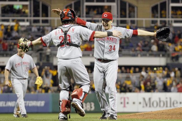 Homer Bailey's No-Hitter Makes Him Immediate X-Factor in Reds World Series Run