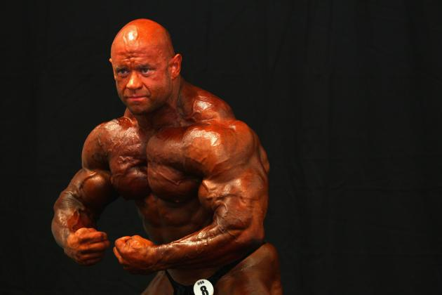 Mr. Olympia 2012: Top Competitors Who Will Threaten Phil Heath's Title