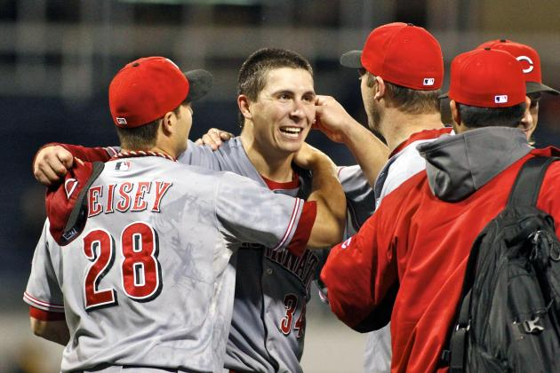 Homer Bailey: Reds Pitcher Throws No-Hitter vs. Pittsburgh Pirates