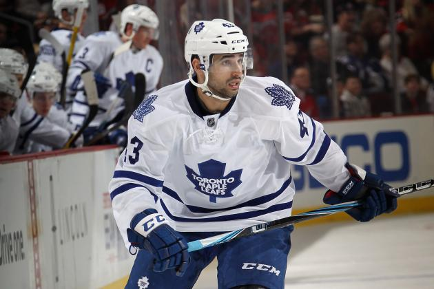 Toronto Maple Leafs: Media Manufactures Scandal Involving Nazem Kadri