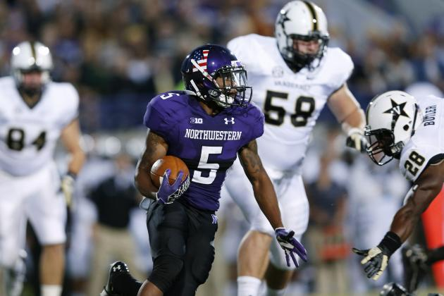 College Football Rankings 2012: 3 Unranked Teams That Will Be Ranked Next Week