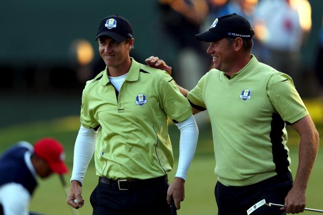 Ryder Cup 2012: Golfers Who Will Secure European Victory