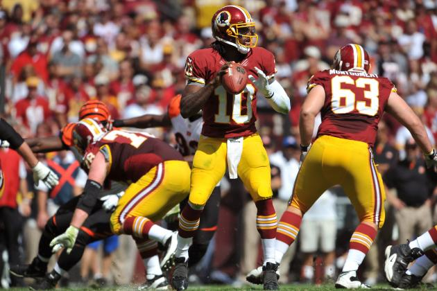 Robert Griffin III: Redskins Quarterback Will Have Huge Game Against Buccaneers