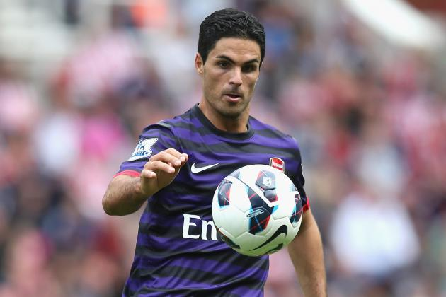 Arsenal vs. Chelsea: Mikel Arteta Key to Arsenal's Success