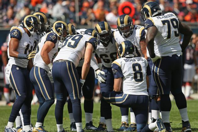 Do the St. Louis Rams Suddenly Find Themselves in NFC's Toughest Division