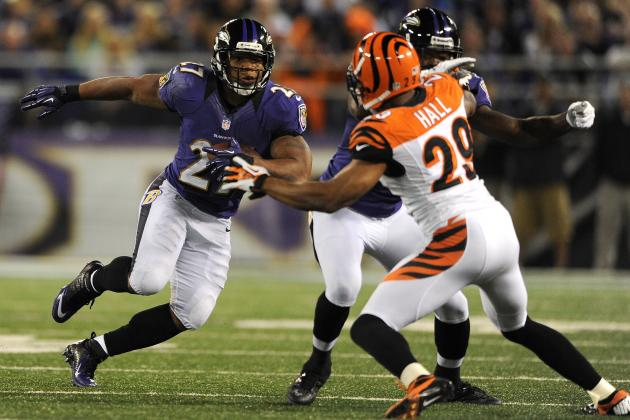 Fantasy Football: Why Owners Must Start Running Backs vs. Cincinnati Bengals