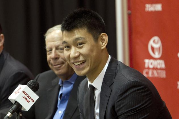 Daryl Morey Opens Up About Jeremy Lin, Future of Houston Rockets