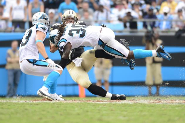 Implications of Carolina Panthers vs. Atlanta Falcons Sunday Matchup