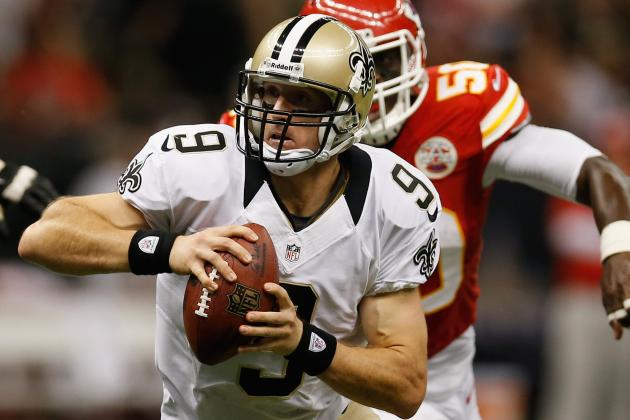 NFL Picks Week 4: How Drew Brees Can Revive New Orleans Saints Season