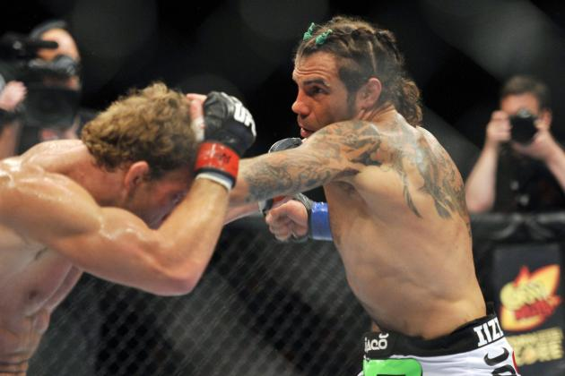 Guida, Edgar Make Featherweight Division One of UFC's Best