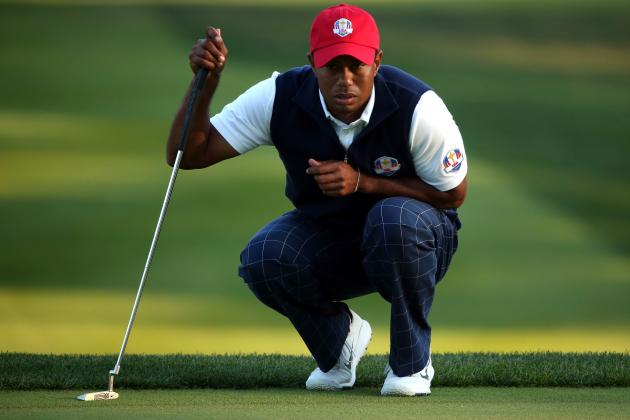 Ryder Cup 2012: Why Benching Tiger Woods Is Smart Move for Team USA
