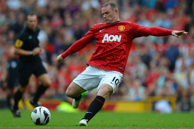 Wayne Rooney: Competition at Forward Will Drive Manchester United Star