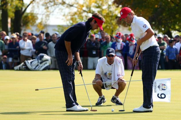 Ryder Cup 2012 Schedule: Key Storylines Heading into Saturday
