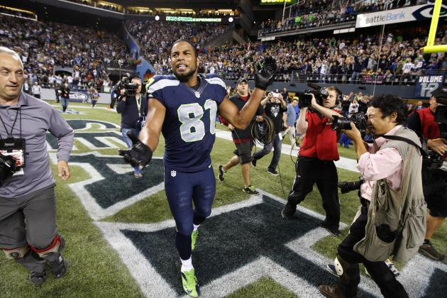 2012 Seattle Seahawks: Who Is Golden Tate?