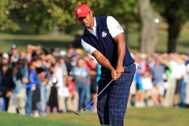 Tiger Woods: Decision to Sit American Star for Foursomes Will Destroy His Psyche