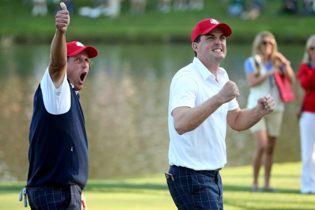 Ryder Cup 2012 Live Stream: When and Where to Watch Day 2's Wild Action