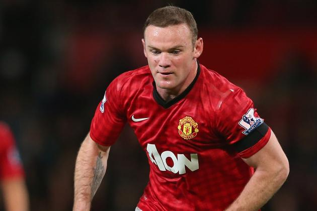 Wayne Rooney Could Lose His Place in United First Team Permanently