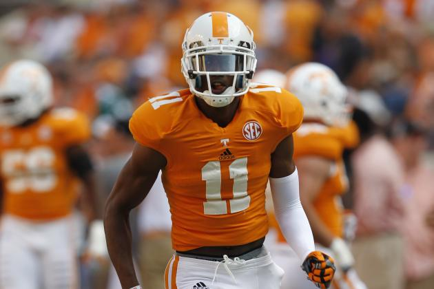 Tennessee vs. Georgia: Breaking Down 1st-Round NFL Draft Talent in SEC Clash