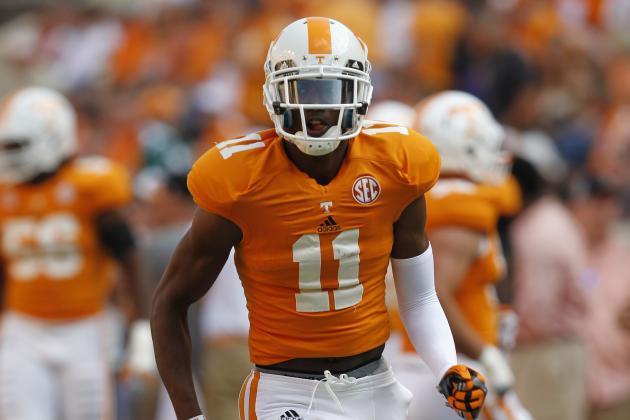 Tennessee vs. Georgia: Breaking Down 1st-Round NFL Draft Talent in SEC Clash